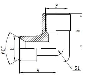 Arcuri BSP Adaptor Adaptor Desen